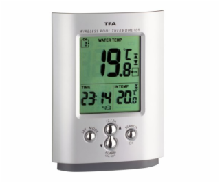 TFA 30.3033 Miami swimming pool thermometer