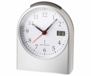TFA 98.1040.01 Radio Controlled Alarm Clock
