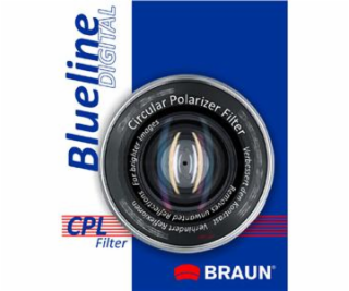 BRAUN C-PL polarizačný filter BlueLine - 67 mm