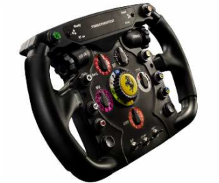 Thrustmaster PC/PS3 Ferrari F1 Wheel Add-on