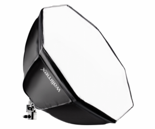 walimex Daylight 250 with Octagon Softbox,  55 cm