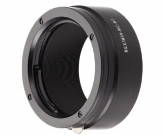 Novoflex Adapter Minolta MD Lens to Sony E Mount Camera