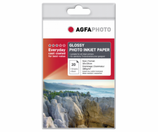 AgfaPhoto Everyday Photo Inkjet Paper Glossy 180 g 10x15 ...
