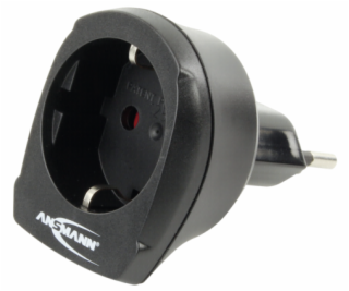 Ansmann Travel Plug EU to CH