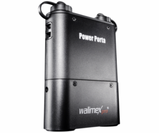 walimex pro Powerblock Power Porta black for Metz