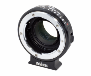 Metabones Speed Booster Nikon G na Blackmagic BMCC MFT