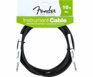 099-0820-005 Instrument Cable, 10 ', Black