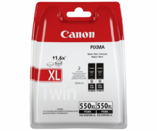 Canon PGI-550 XL PGBK black Twin Pack