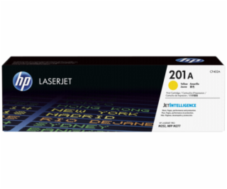 HP Toner CF 402 A yellow No. 201 A