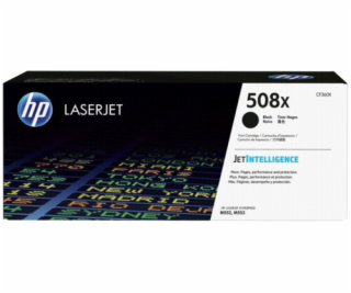 HP Toner CF 360 X black No. 508 X