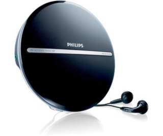 Philips EXP2546/12 black-silver