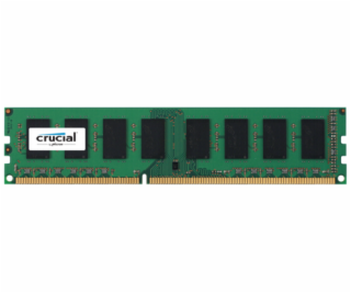 Crucial 8GB DDR3L 1600 MT/s CL11 PC3-12800 UDIMM 240pin