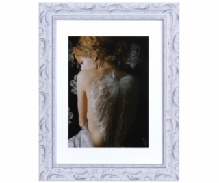 Henzo Chic Baroque white 18x24 Wooden Frame 8045202