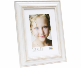 Deknudt S221H1 DIN A4    21x29,7 Wooden Frame white with ...