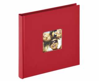 Walther Fun red 18x18 30 black Pages      FA199R