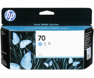 HP C 9452 A ink cartridge cyan No. 70