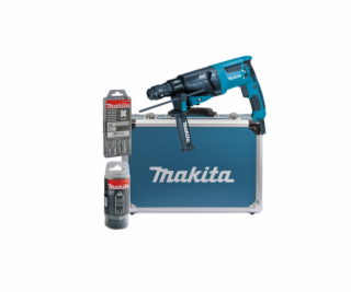 Makita HR2631FT13 combihammer pre SDS - Plus 26 mm v hlin...