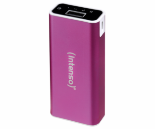 Intenso Powerbank ALU 5200 mAh pink