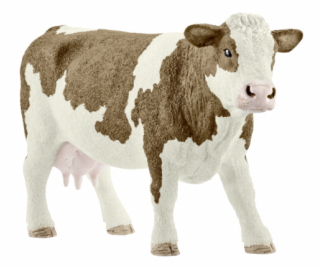 Schleich Farm Life         13801 Simmental Cow