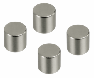1x4 Hama Magnets Cylinder 10mm                       57870