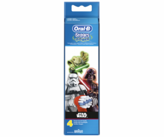 Braun Oral-B Toothbrush heads StarWars 4 pcs.