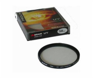 BRAUN UV MC filter ProLine - 52 mm