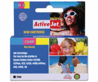ActiveJet Ink cartridge Eps T037 C42SX/UX Col - 25, 5 ml ...