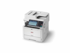 45762112 OKI MB492dn MFP tlac/scan/copy/fax