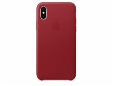 Apple iPhone X kozenny obal (PRODUCT) cerveny