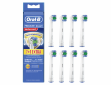 Braun Oral-B Toothbrush heads Precision Clean 7+1 Pack