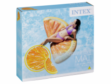 Intex Luftmatratze Orange nafukovaci