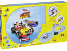 Carrera FIRST Mickey and the Roadster Racers 2,4 m   20063029