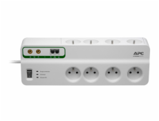 APC Performance SurgeArrest 8 outlets with Phone & Coax Protection 230V France
