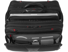Wenger Patriot II Trolley pre Laptop 15,4 / 17  cierna