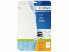 Herma Labels 48,3x25,4 25 Sh. DIN A4 1100 pcs   5051
