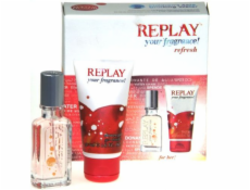 Toaletná voda Replay your fragrance! 20ml