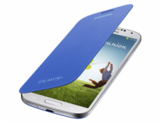 Samsung Flip Cover Light Blue for Galaxy S4