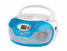 SPT 229 BU RADIO S CD / MP3 / USB SENCOR