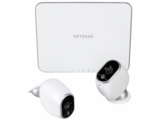 Netgear Arlo VMS3230 Smart Home Webcam Set 2 HD fotoaparaty