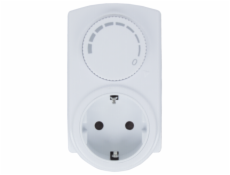 REV Plug Adapter with Dimmer white