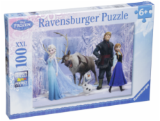 Ravensburger In The Realm Of Snow  100 pcs XXL  Disney Frozen