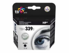 Ink. kazeta TB kompat. s HP C8767EE (No.339) Black